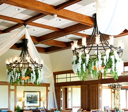 Unique Lighting Decor - Idea Gallery - wedding decorating ideas for lighting fixtures